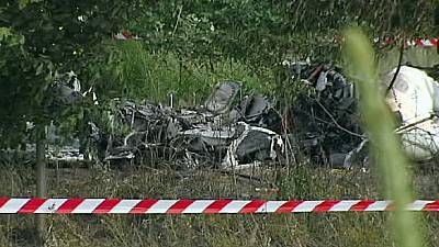 Eleven dead after plane crashes after take off in Poland