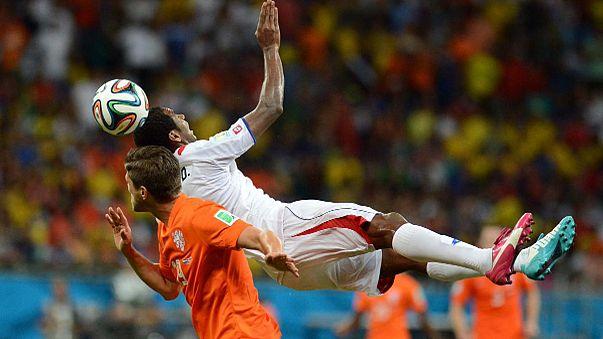 Dünya Kupası yarı finallerinde kıtalararası mücadele