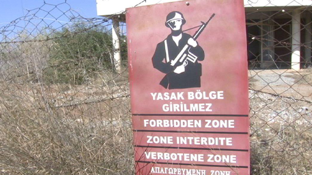 Chipre: 40 anos de arame farpado