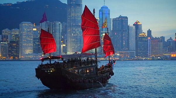 Транспорт в Гонконге: вставай на эскалатор!