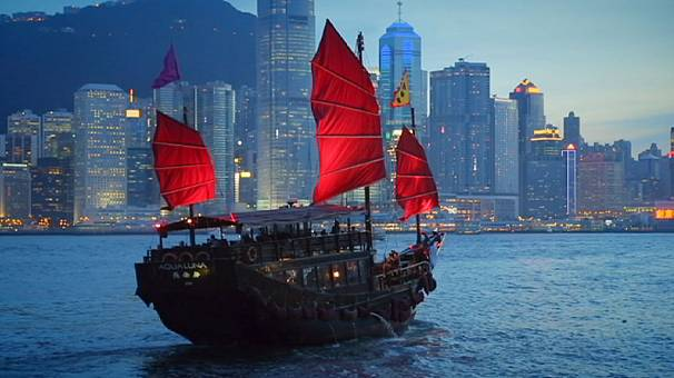 حمل و نقلی آسان در هنگ کنگ یکی از پرتراکم ترین شهرهای جهان