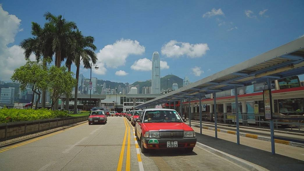 """Hong Kong mobility: """"People are squeezed into a very tight space"""""""