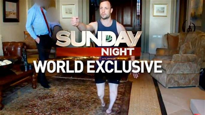 Pistorius family fury at TV channel for airing Steenkamp shooting re-enactment video