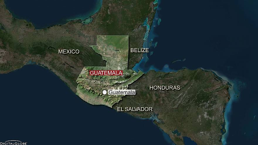 Several dead as magnitude 6.9 earthquake rocks Guatemala and Mexico