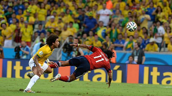 Чемпионат мира-2014: Германия и Бразилия определят первого финалиста