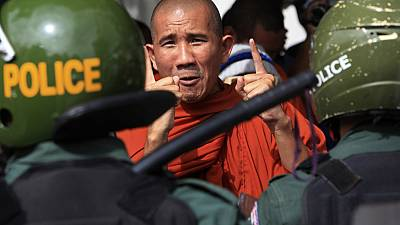 The Buddhist and the Police