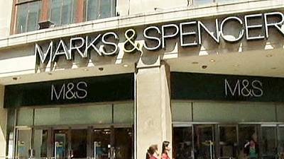 Marks & Spencer's clothing sales remain weak, website still a problem
