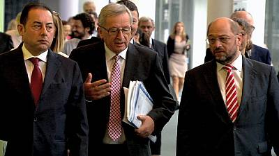 Juncker seeks socialist to be EU economic czar