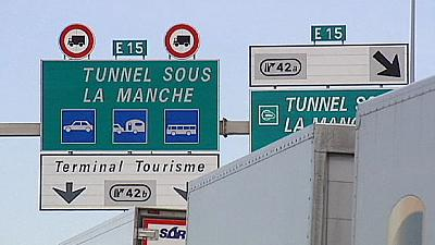 Channel Tunnel resumes normal service after power fault