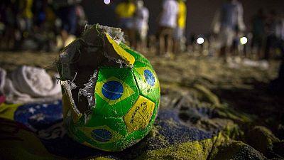 Deutschland 7, Brasilien 1: Das Netz spielt verrückt