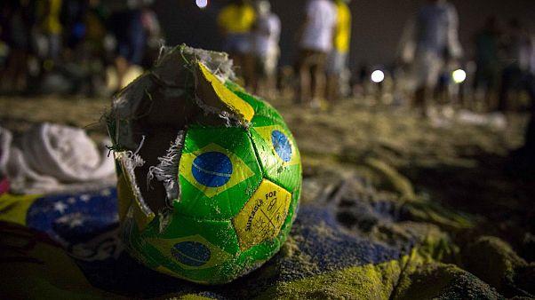 Πήρε φωτιά το twitter με τον εξευτελισμό της Βραζιλίας!