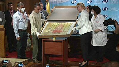 Venezuela recovers stolen Matisse painting