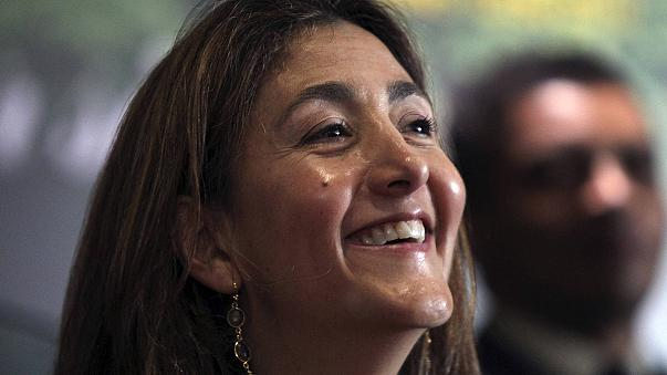 What is your question for Ingrid Betancourt?