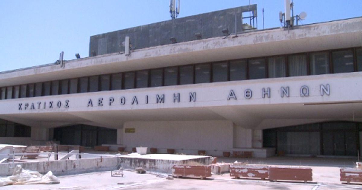 Aeroporto Atene : Il vecchio aeroporto di atene rinasce diventerà un mega