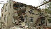 Ukraine: Orphanage shelled after being caught in crossfire