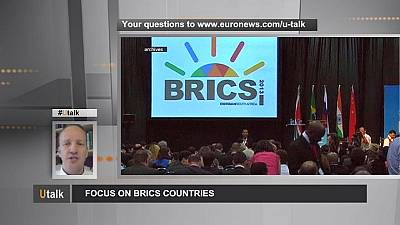 BRICS countries take centre stage, but who are they?
