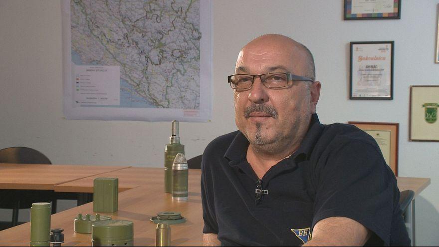 Bonus interview: Ahdin Orahovac, deputy director of Bosnia's Mine Action Centre