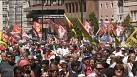 """Portugal: """"40 000"""" manifestants contre l'austérité"""
