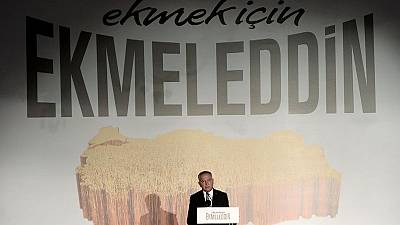 Turkey: Ekmeleddin Ihsanoglu launches presidential campaign against Erdogan