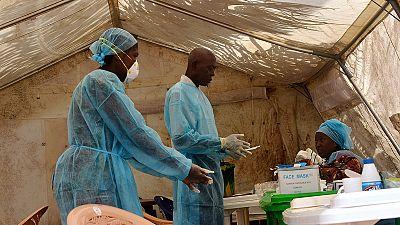 Ebola progresse encore