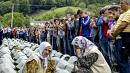 Ceremony marks 19 years since Srebrenica massacre