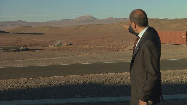 ساخت عظیم ترین تلسکوپ جهان توسط سازمان فضایی اروپا در شیلی