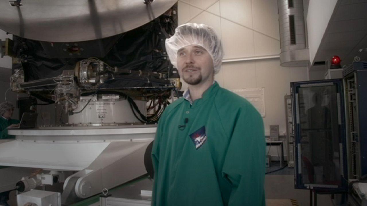 Comet Hunters: Replica Rosetta to test commands
