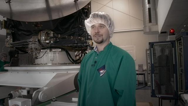«Охотники за кометой»: на комете есть вода