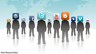 Drawing the boundaries, employment in the age of social media