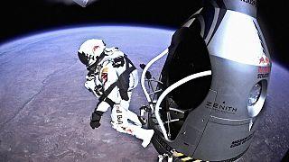 Felix Baumgartner: The man who fell to Earth