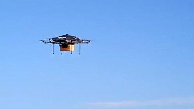 Amazon moves to expand delivery drone testing