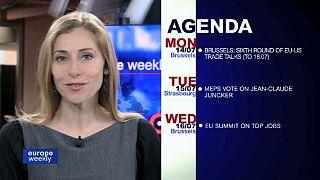 مجله هفتگی اروپا، دعوای حقوقی علیه رئیس کمیسیون اروپا