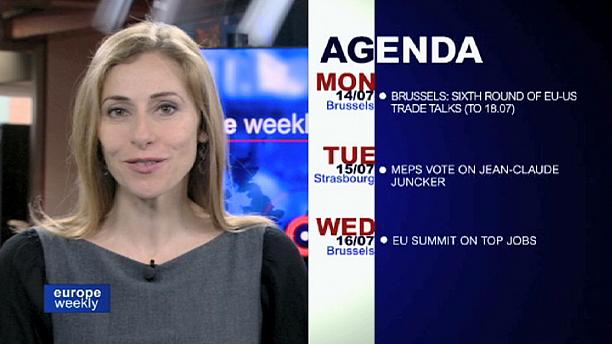 """برنامج """"يوروب ويكلي"""" للأسبوع الثاني من تموز/يوليو"""