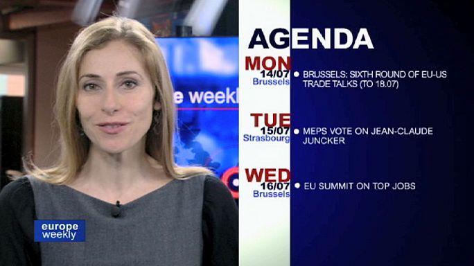 ЕС: Даллигейт, последний барьер Юнкера, тяжкая доля мигранта