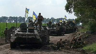 Poroshenko vows revenge on rebels after heavy Ukraine army losses