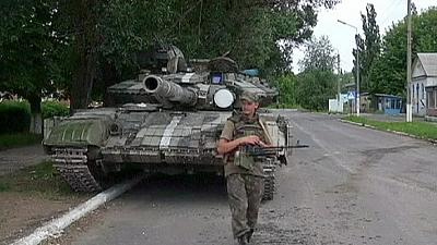 Russia warns Ukraine after man killed by shelling in border town