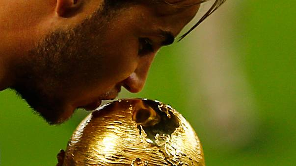 Germany win World Cup for fourth time
