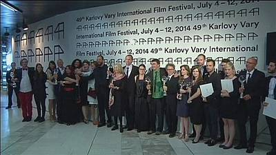 Georgian film director takes top prize at Karlovy Vary
