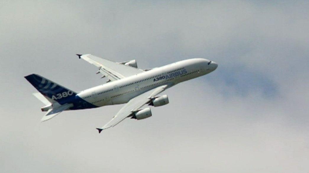 Airbus'ın A380 Neo modeli göz doldurdu