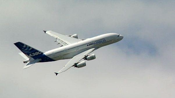 Boas notícias para a Airbus no Salão Aeronáutico de Farnborough
