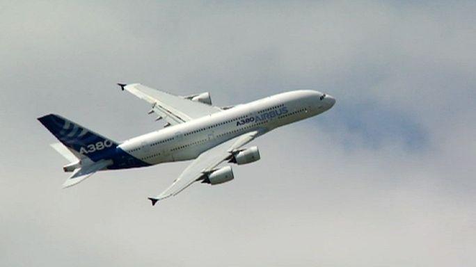 إفتتاح معرض فارنبورو للطيران، ومستقبل واعد لشركة إيرباص