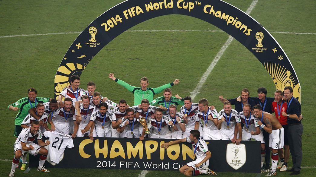 The Corner Mondiali: il trionfo tedesco, i top e i flop