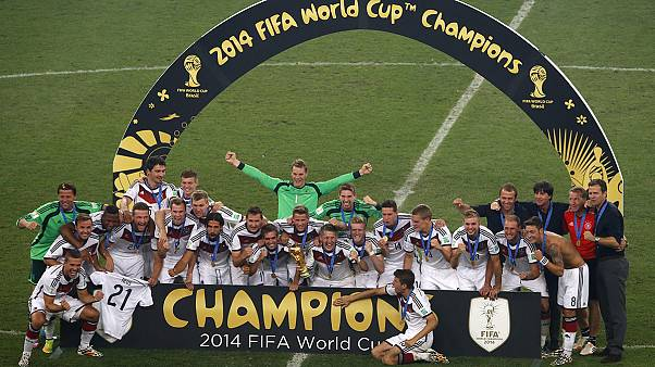 Stats, fact, highs and lows of the 2014 World Cup