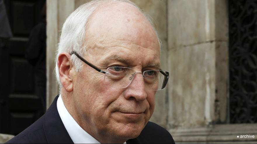 Dick Cheney: The world's a mess, and it's Obama's fault