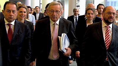 Juncker expected to replace Barroso as EC president today