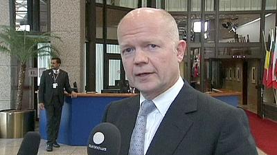 Hague quits as UK's foreign minister while Cameron conducts major jobs reshuffle