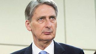 Grande-Bretagne : l'eurosceptique Philip Hammond remplace Hague aux Affaires étrangères