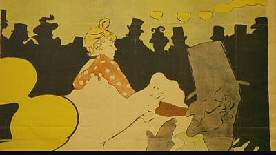 Budapest honours Toulouse-Lautrec on 150th birthday