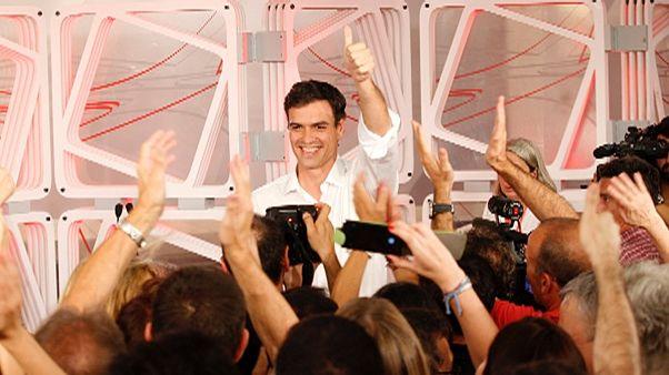 Ισπανία: ο νέος ηγέτης των σοσιαλιστών