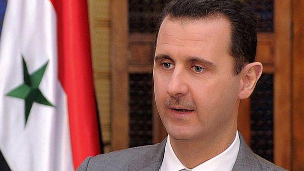 """الاسد بعد قسم اليمين المرتقب سيطرح نفسه """"حصنا ضد الارهاب وراعي المصالحة السورية"""""""